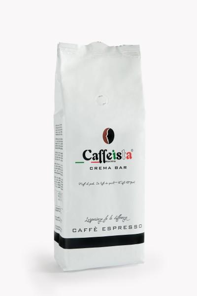 Caffeista - Crema Bar - Kaffee-Espresso-Bohnen 1 kg