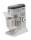 BE5 5 Liter Kessel ohne Aufstecknabe     - Knethacke, Flachrührer und Besen aus Edelstahl     -230V/450W Gewicht 19Kg     -Maße LxBxH 266x416x487