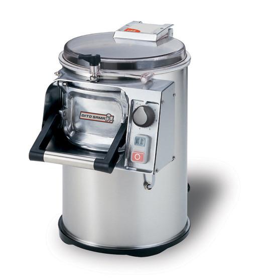 Schälmaschinen Gemüseschneider 5kg mit abrasiver Schälscheibe   |    |  Gemüseschäler 5kg - 230V - Carborundum-Reibscheibe - Elektrisch Netzspannung: 220-240 V/1N ph/50/60 Hz -  |  Anschlusswert: 0.12 kW - Gesamt-Watt 0.12 kW  |    |  Kapazität: Leistung