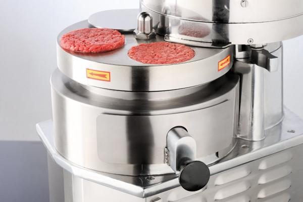 Scheibe für Automatisch Hamburgerpresse 90mm