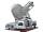 Automatischen Aufschnitt-Schrägschneider PFNAP 370