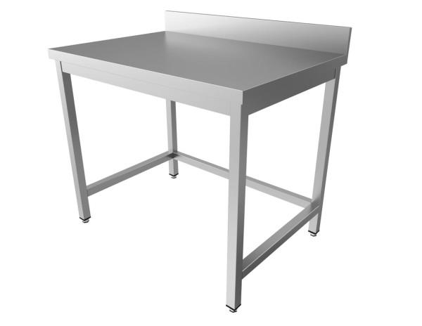 Arbeitstisch - mit Aufkantung [Tiefe 60 cm]