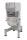 XBE60     -Kessel 60L      -ohne Aufstecknabe     -400V 4KW     -Gewicht 306Kg     -Maße 685x1050x1445mm