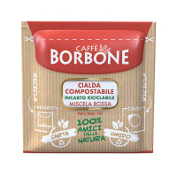 Borbone Kaffee-Espresso-Pads Rosso (150 Stk.)