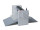 TEIGAUSROLLM. OHNE BAND TISCH 500MM 400/3  |  Marke Dito Sama - Elt.-Anschlusswert 0,37 Kw - Spannung   |  230/400 V - Frequenz 50/60 Hz - Phase 3 - LxTxH mm 1000x835x470 mm - Gewicht 70 Kg